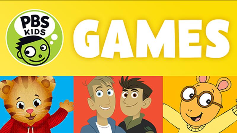 PBS Kids Online Games