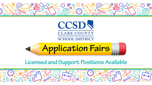 Clark County School District Application Fairs