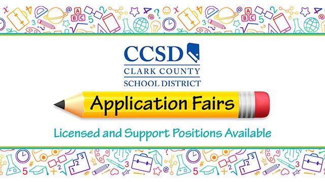 CCSD Application Fairs