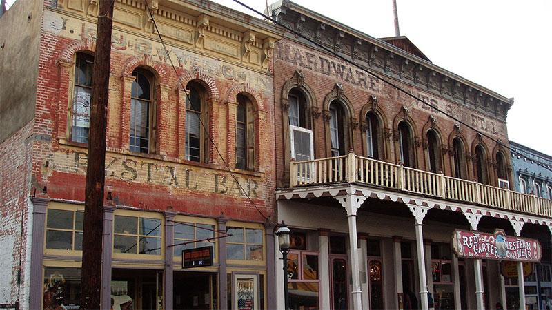 Virginia City|Carson City Trip