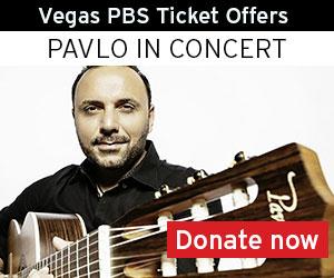 Vegas PBS Ticket Offers - Giada Concert