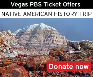 Vegas PBS Ticket Offers - Pasquale Esposito