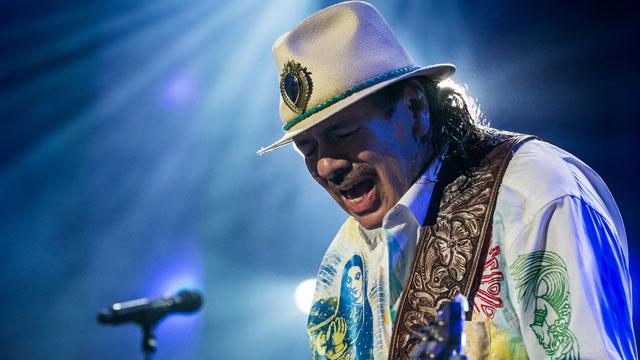 Santana VIP Package