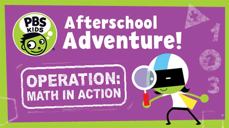 PBS KIDS Afterschool Adventure!