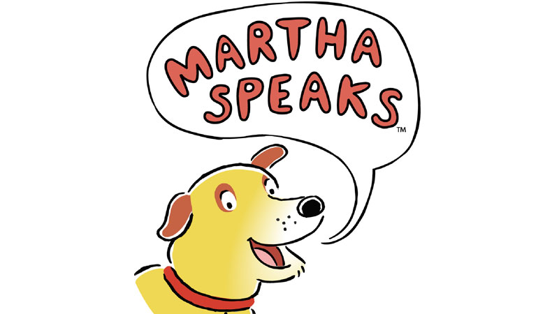 Martha Speaks Reading Buddies