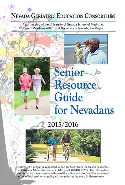Senior Resource Guide for Nevadans