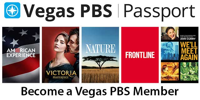 Get started with Vegas PBS Passport.