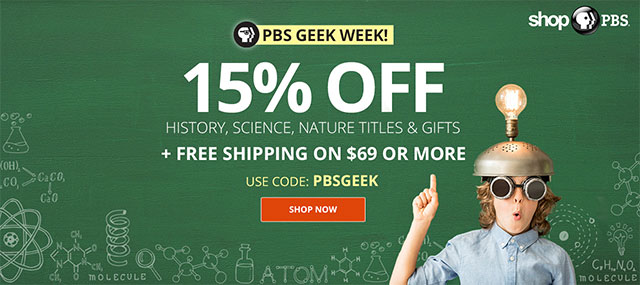 Shop PBS - Buy More, Save More