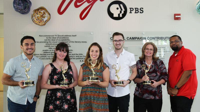 Vegas PBS Wins Three Emmy® Awards