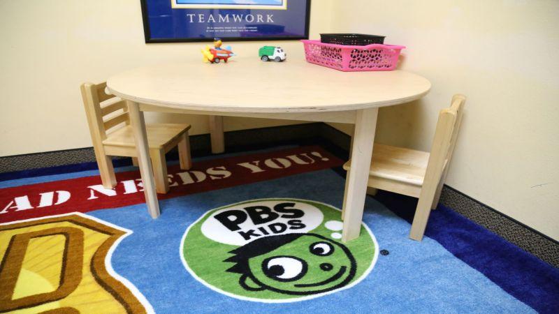 Vegas PBS KIDS Play Area Installed at Las Vegas Urban League
