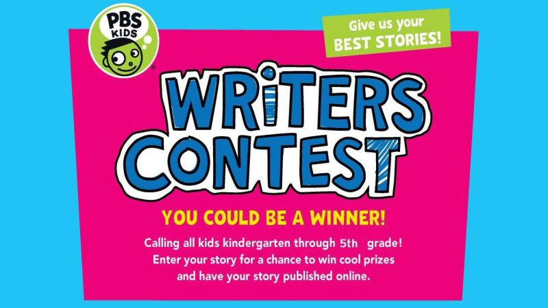 PBS KIDS Writers Contest Announcement
