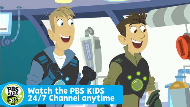 PBS KIDS 24/7 LIVE TV stream!