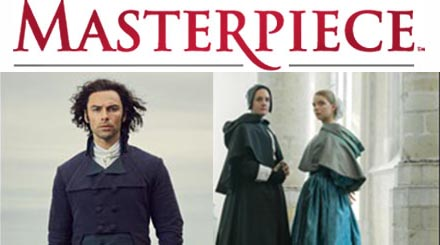 Masterpiece brings adventure and intrigue!