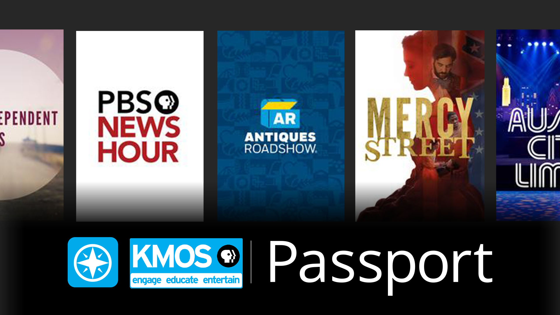 Become a PBS Passport Member and get instant streaming access!