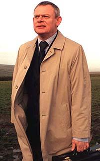 Martin Clues as Doc Martin