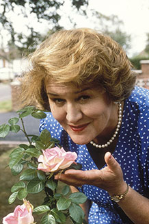 "Dame Patricia Routledge as Hyacinth ""Bouquet"""