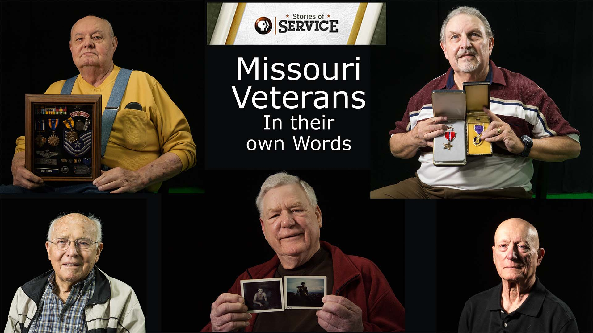Veterans from Missouri Share their Experiences