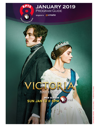 New Season of Victoria!