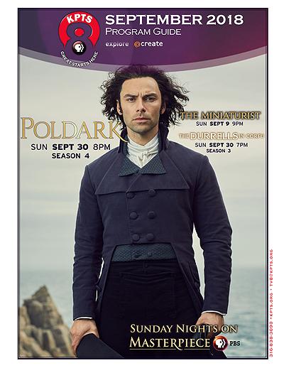 Poldark is Back!