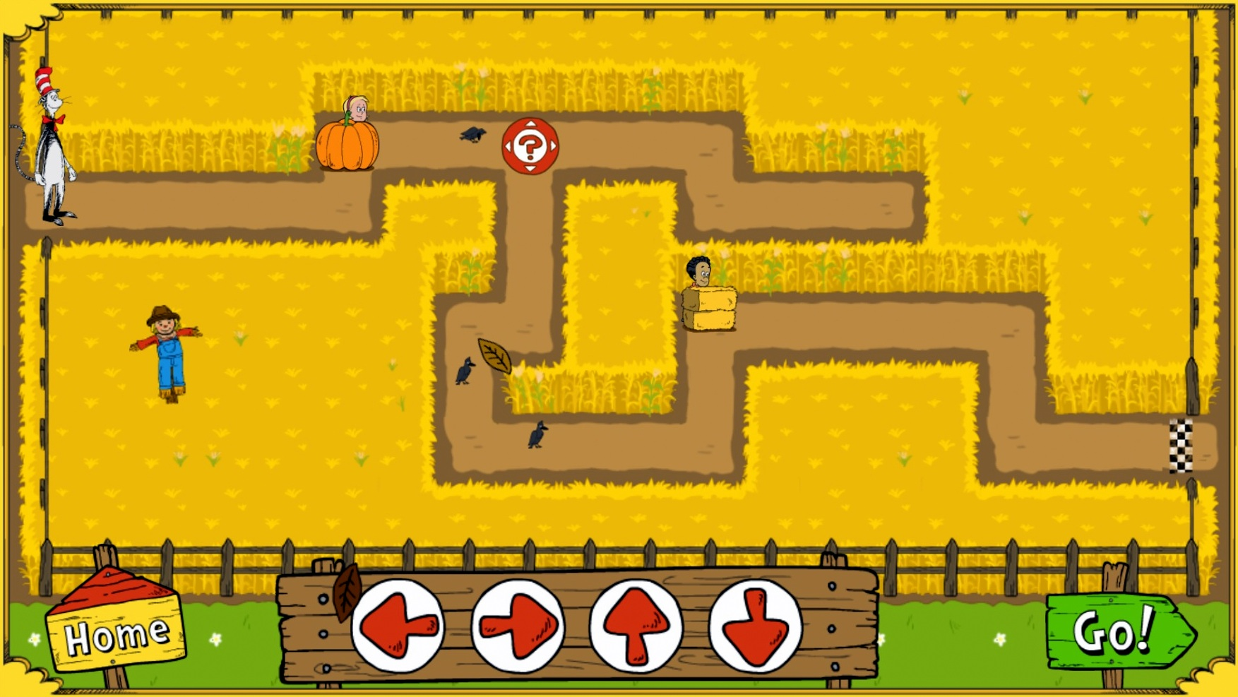 Corn Maze Craze: Play Today!