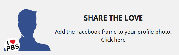 Add a Facebook frame to your profile photo.