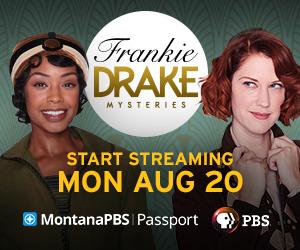 Frankie Drake on Passport