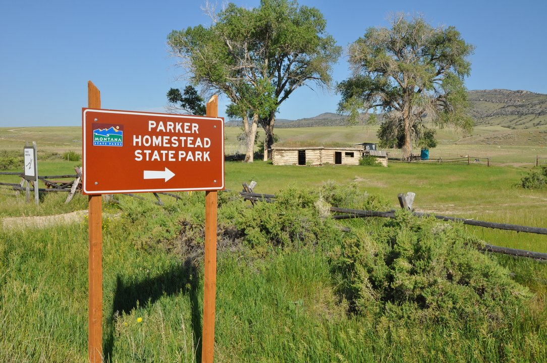 Smallest state park in Montana is eight miles west of Three Forks