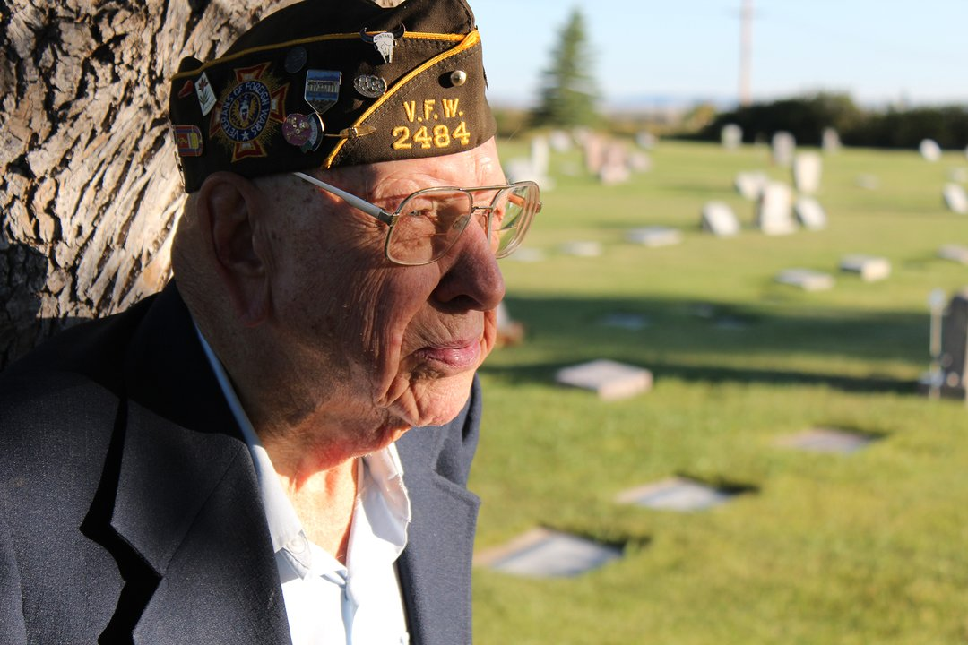 Ray Zell Shelby annual Memorial Day ceremony
