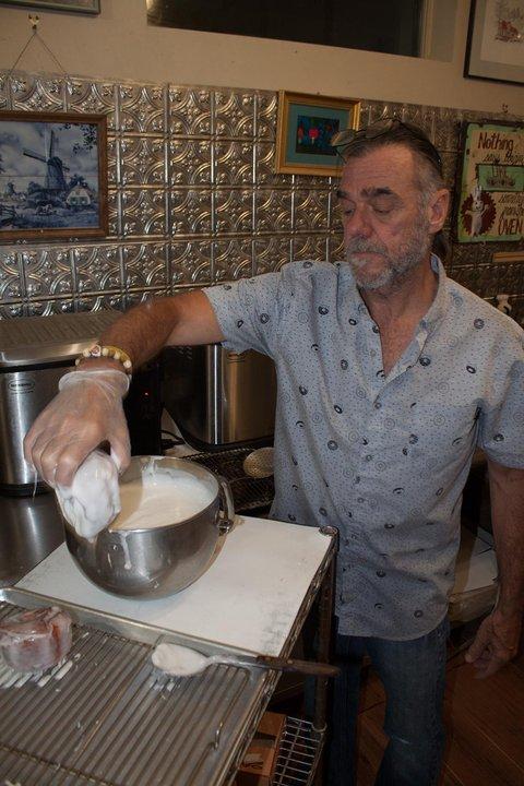 Windmill Village Bakery in Ravall donut David Martin glaze