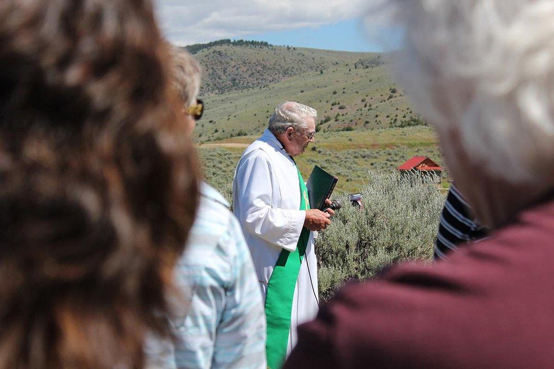 Robert Lane Clubfoot George Lane Virginia City Montana Catholic Church