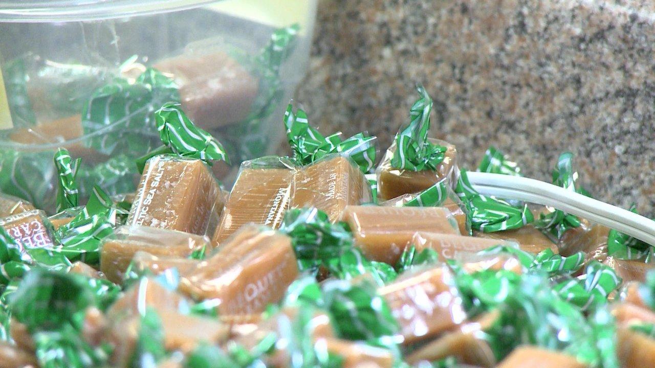 Bequet Confections of Bozeman gourmet caramels