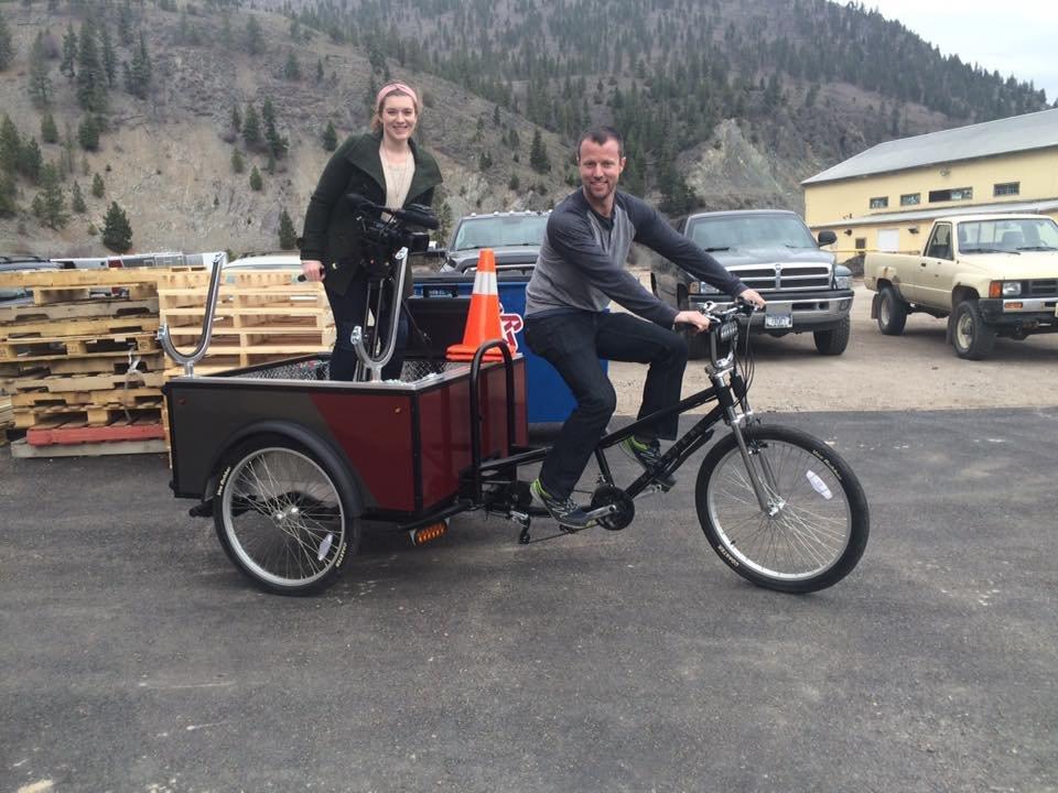 Coaster Pedicab in Booner