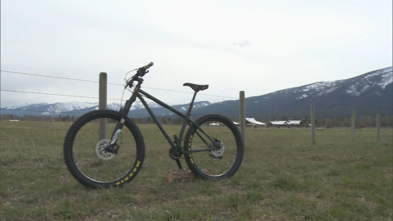 Made in Montana 2501 Bitterroot Cycles