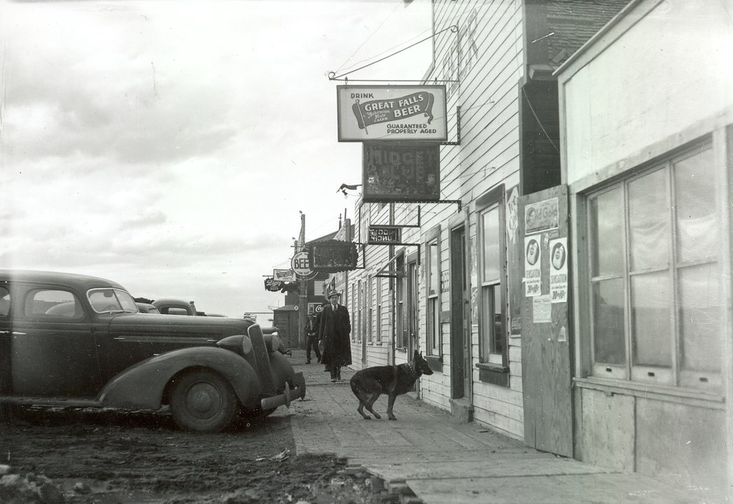 Wheeler MT Montana east side business Fort Peck Dam
