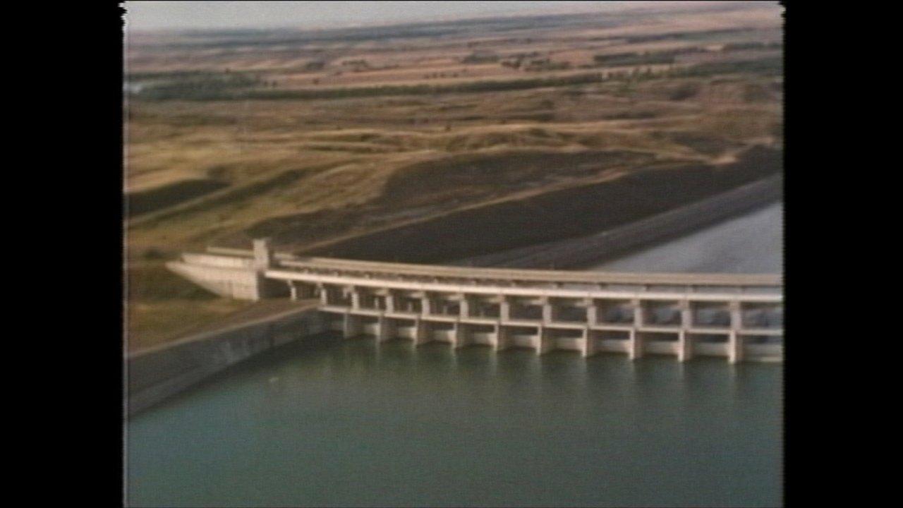 Fort Peck Dam Montana Monty Montgomery