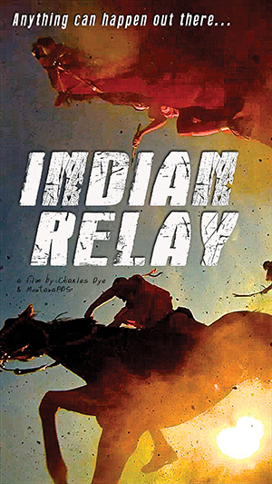 Indian Relay DVD