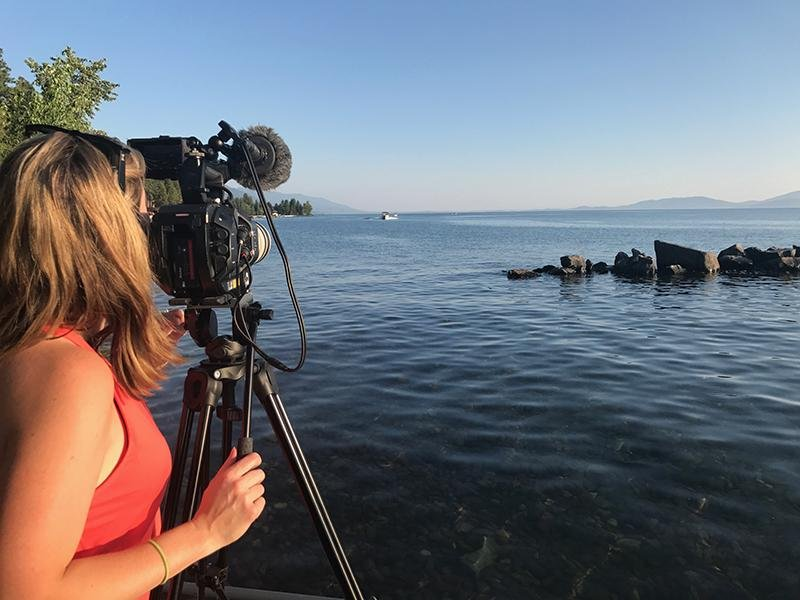 News and public affairs producer Beth Saboe