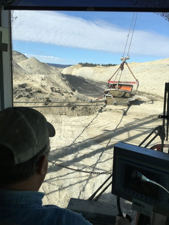 Rosebud mine Colstrip Power plant operator