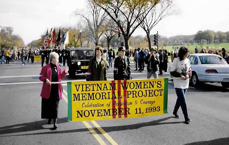 Vietnam to Montana Women's Memorial Project