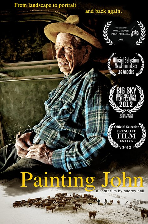 Painting John short film cover