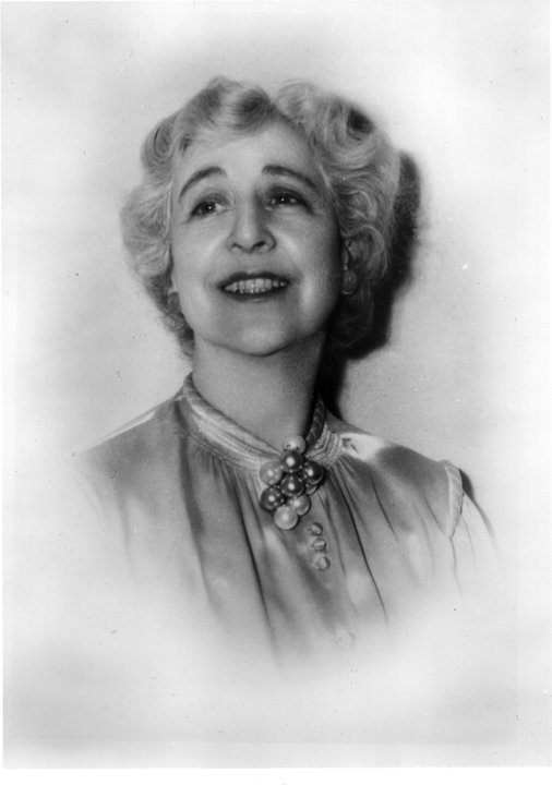 Congresswoman Jeanette Rankin 1940