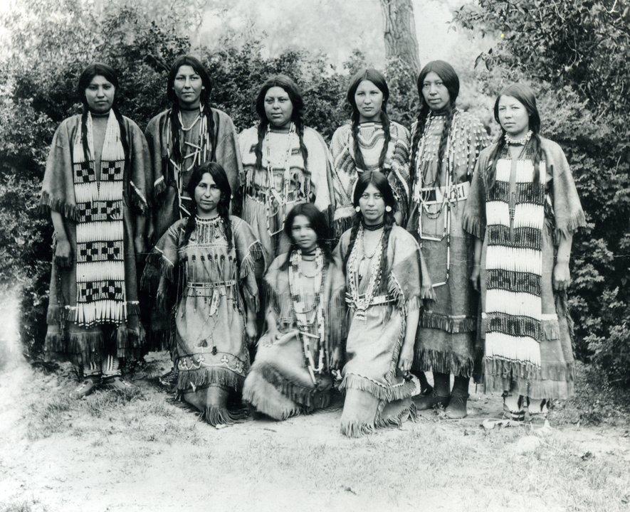Fort Shaw indian boarding school