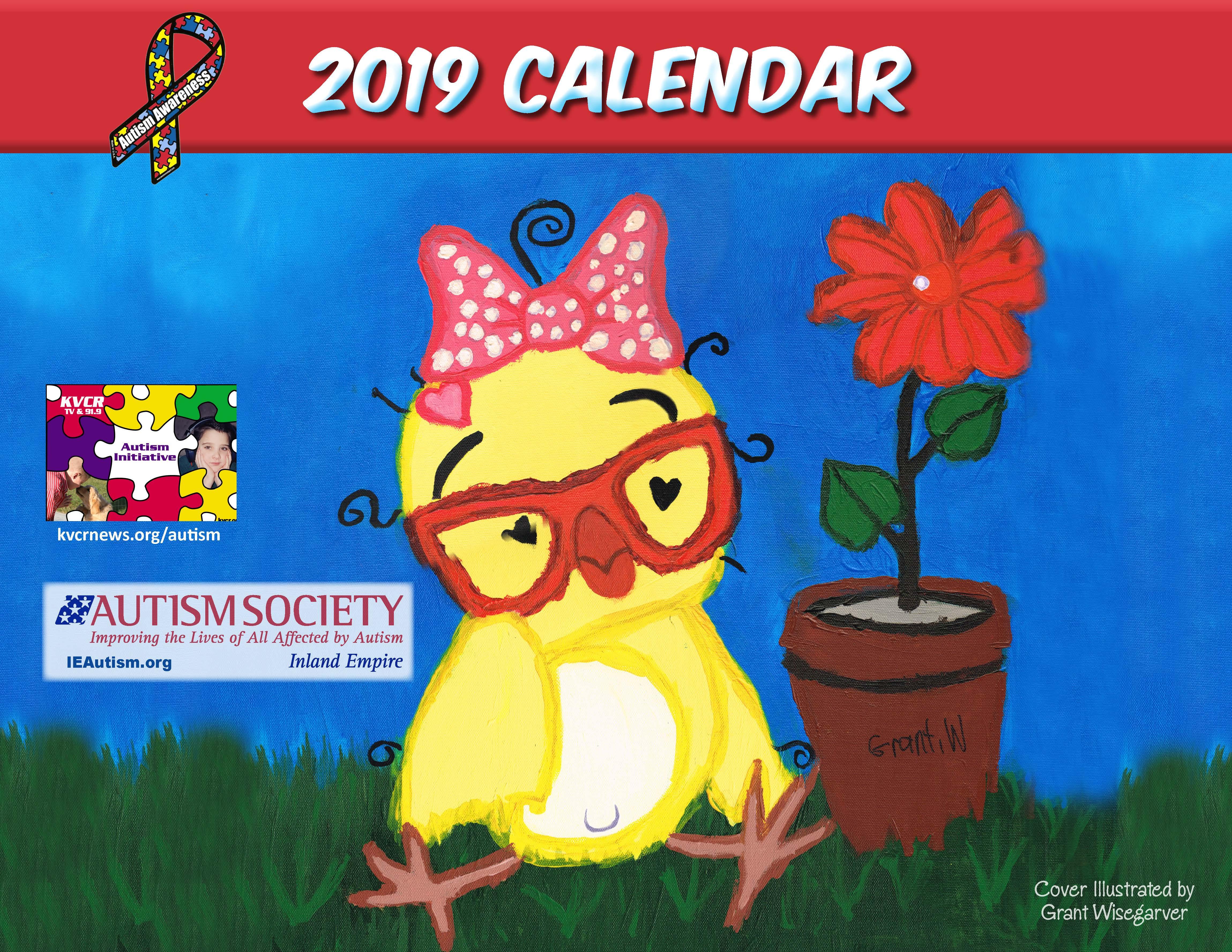 Autism Calendars