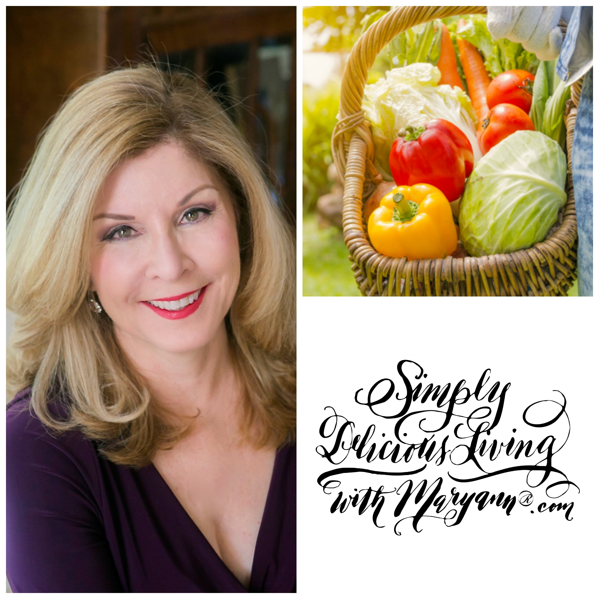 Simply Delicious Living with Maryann