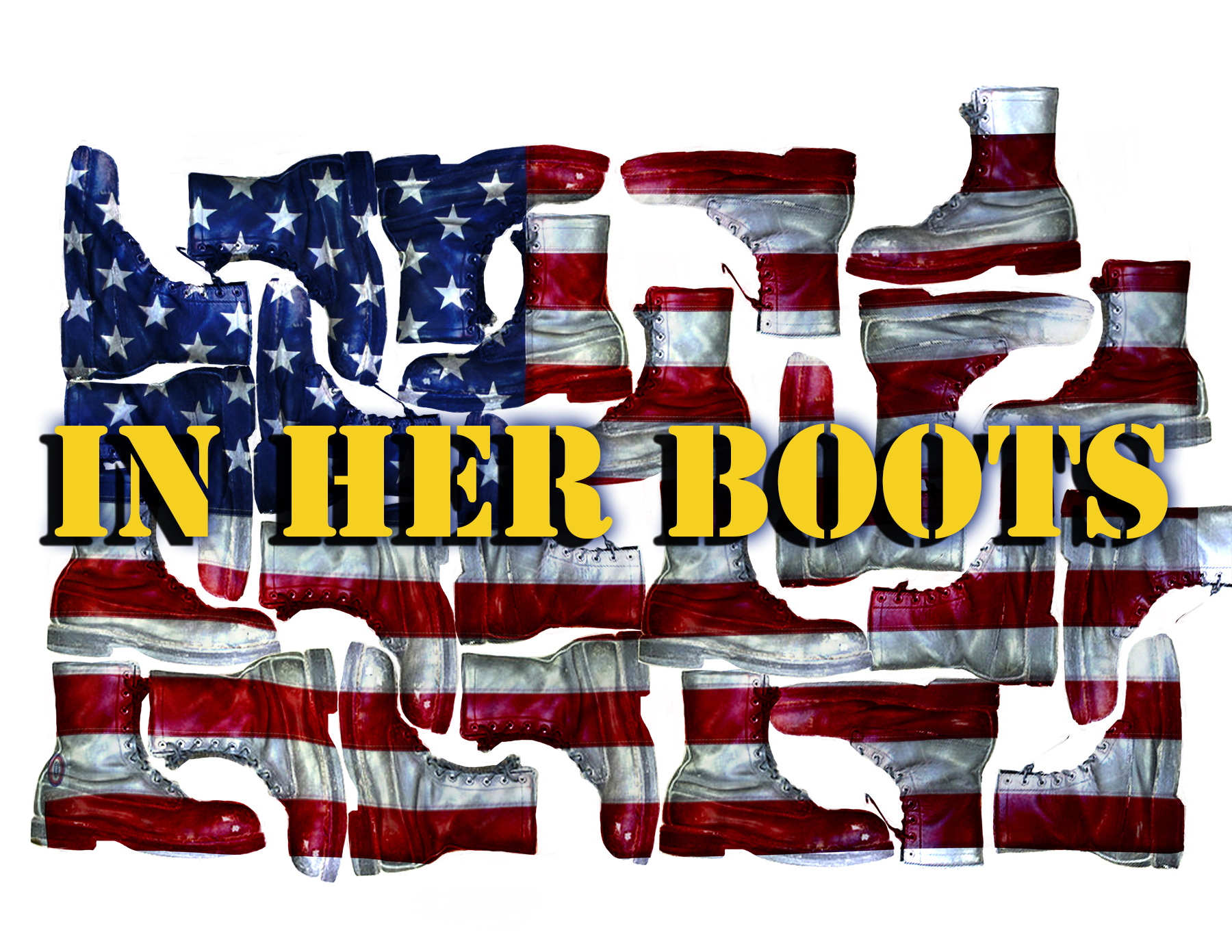 In Her Boots - Coming in March