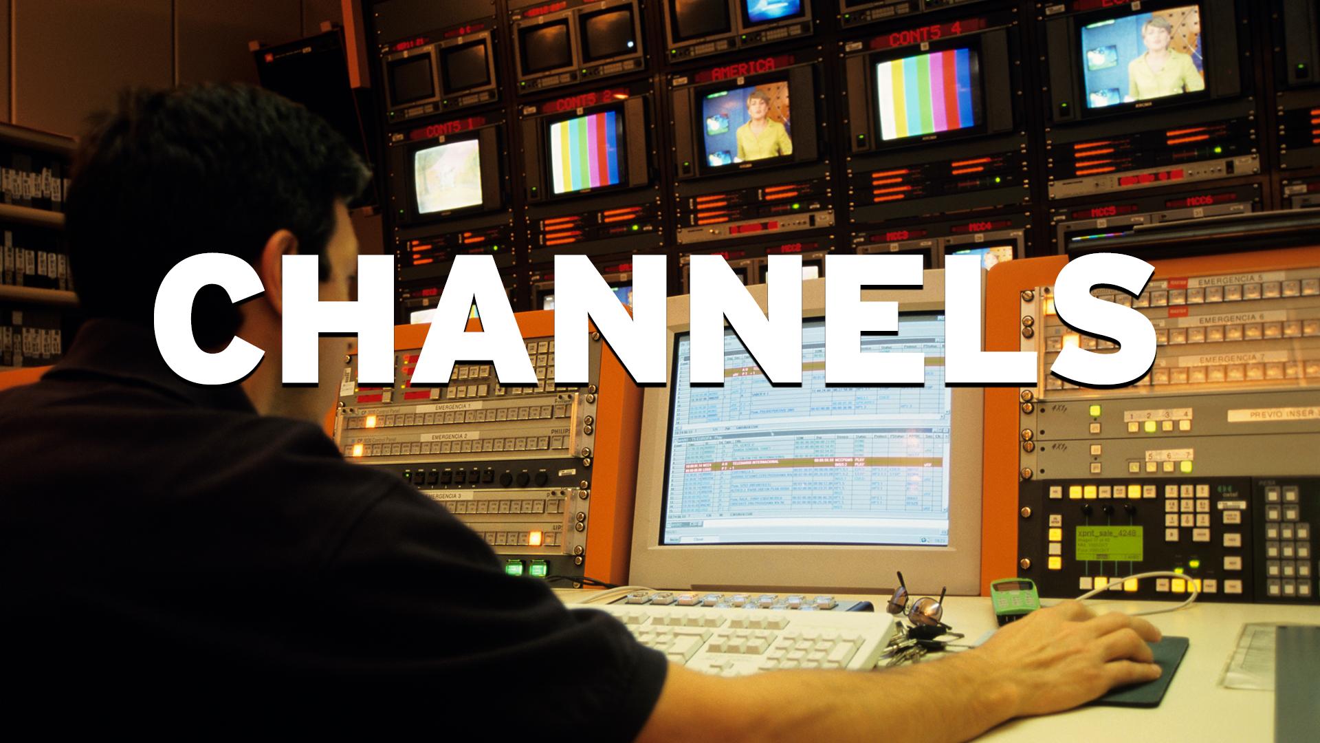 Digital channels image