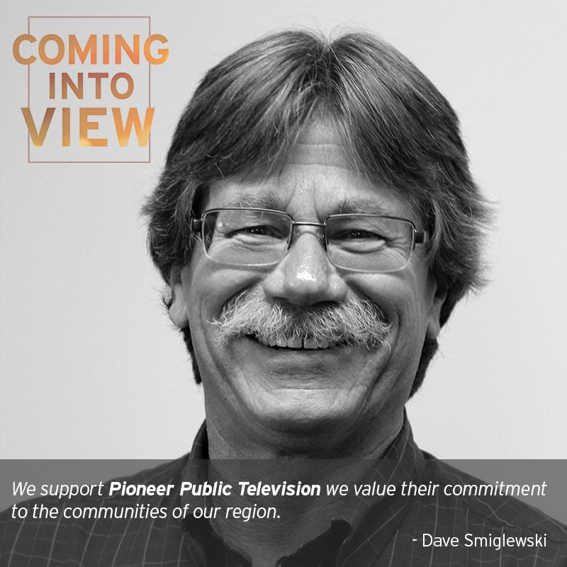 Dave Smiglewski Coming Into View testimonial