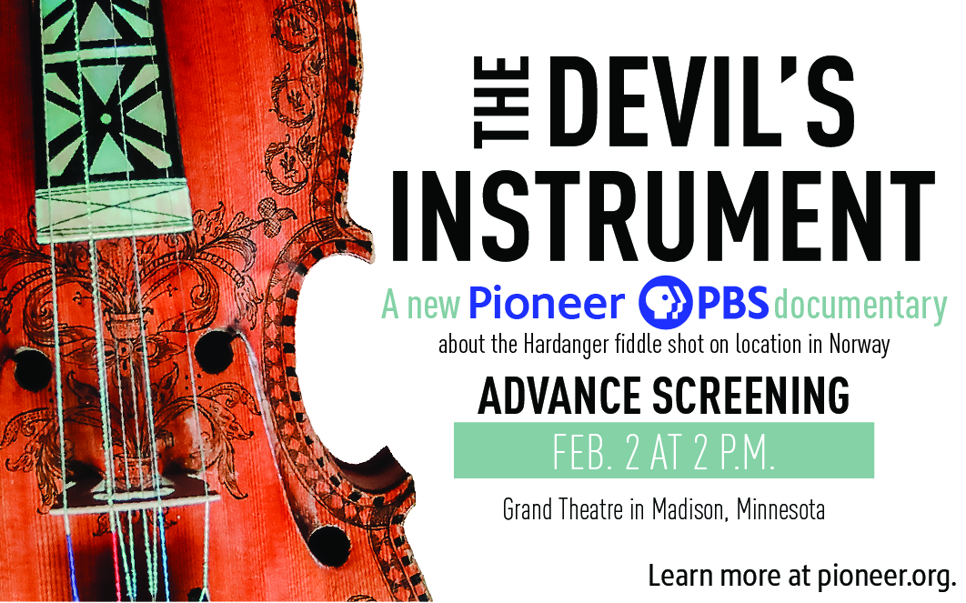Download an event flyer of The Devil's Instrument.
