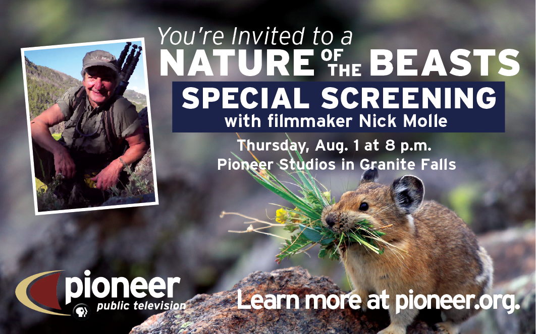 Nature of the Beasts screening with Nick Molle