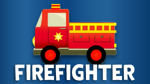 Meet The Helpers - Firefighter